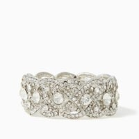 Intertwined Shine Bracelet | Special Occasion Jewelry | charming charlie