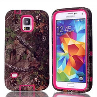 Galaxy S5 Protective Triple Layer Case