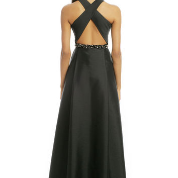 ML Monique Lhuillier Jadore Gown