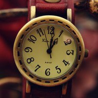 Korean fashion watches of man and women watch