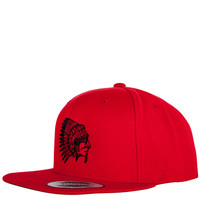 Caps - Snap Back - Grand Hustle Gang Snapback Cap - Red - DTLR - Down Town Locker Room. Your Fashion, Your Lifestyle! Shop Sneakers, Boots, Basketball shoes and more from Nike, Jordan, Timberland and New Balance