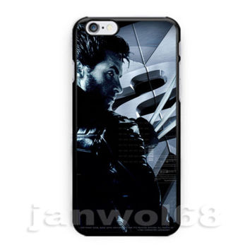Hot Logan Wolverine For iPhone 6 6s 6+ 6s+ 7 7+ Print On Hard Plastic Case