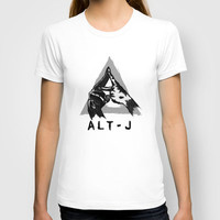 alt-j ∆  T-shirt by TwO Owls | Society6
