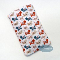 Westies in Sweaters Sunglass Case, Cell Phone Case