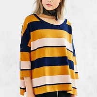 BDG Striped + Structured Tee