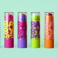 Maybelline Baby Lips Moisturizing Lip Balm SPF 20 - All 6 COLORS
