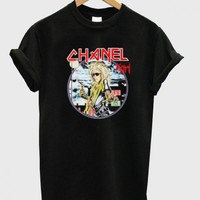 Chanel Karl Custom Women's Gildan Adult T-Shirt