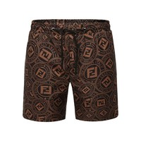 Fendi men summer sports fashion beach shorts