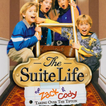 The Suite Life of Zack and Cody 27x40 TV Poster (2005)