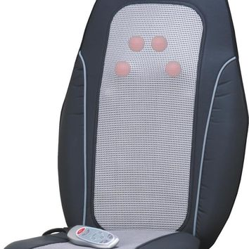 BestMassge Back Massage Mat Cushion Seat Car Heated Heater Lumbar Massager 93