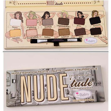 Nude dude Hot Sale Eye Shadow [8940032967]