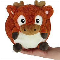 Mini Squishable Reindeer