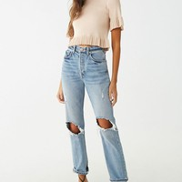 Pleated Trim Top