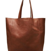 Banana Republic Ashbury Tote Size One Size - Cognac