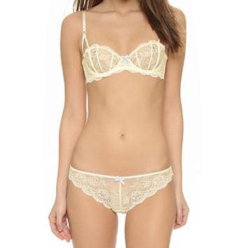 Heidi Klum Intimates Committed Love Underwire Bra