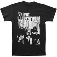 T-Shirt - Velvet Underground - Band With Nico