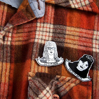 Garth Algar Pin - Party On Wayne - Wayne's World