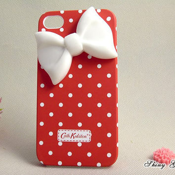 Unique iPhone 4 case cute iPhone 4 case iPhone cover by ShinyGift