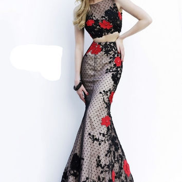Hot Evening Sherri Hill Dress 11246