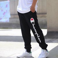 Wholsale women or men Champion Sweatpants L120752458