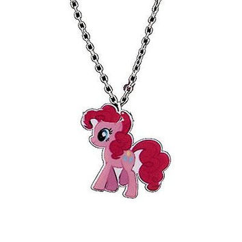 Basket Hill, My Little Pony Girls Necklace