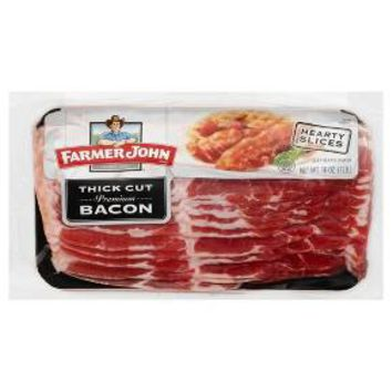 Farmer John Thick Cut Bacon 16oz