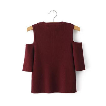 Cold Should Knit Sweater B0013912