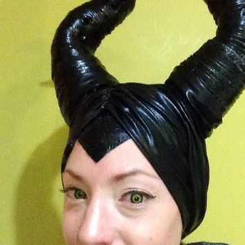 Maleficent Headdress, Disney costume, horn costume, Cosplay, fairy tale costume, villain costume