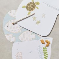 Placemat Doodle Pad by Anthropologie