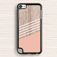 color wood ipod case,elegant ipod cover,pink wood ipod 5 case,pink wood grain ipod 4 case,art wood ipod touch case,wood grain ipod 4 case