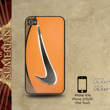Nike Basketball - iPhone cases 4/4S Case iPhone 5/5S/5C Case Samsung Galaxy S3/S4 Case