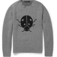 PRODUCT - Marc by Marc Jacobs - Ladybird-Patterned Merino Wool Sweater - 394441 | MR PORTER
