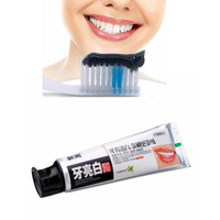 NEWS Bamboo Charcoal Whitening Toothpaste Cleansing Teeth Care 120g