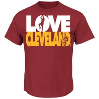 Majestic Cleveland Cavaliers Kevin Love Tee