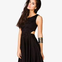 Cutout Bow Dress | FOREVER 21 - 2034803741