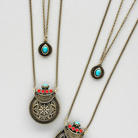 Arabian Magic Potion Necklace