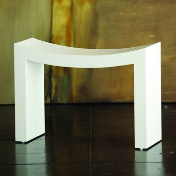 Curva Bench on SUITE NY