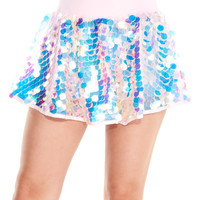 Party Monster Sequin Skirt