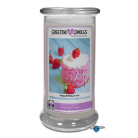 Happy Birthday To Me | Jewelry Greeting Candles