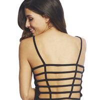Open Back Tank | Wet Seal