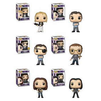 Preorder February 2018 Buffy the Vampire Slayer 25th Anniversary Pop! Vinyl Figures Set of 6 with Chase