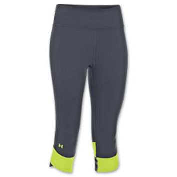 Women's Under Armour Fly-By Compression Capris