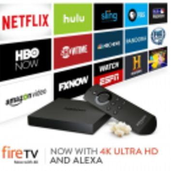 Amazon Fire TV | Streaming Media Player