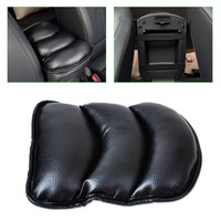 Car Auto Center Armrest Console Box Cover Arm Rest Seat Protective Pad Mat High Quality