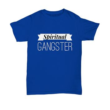 Spiritual Gangster Calm Meditation T-Shirt