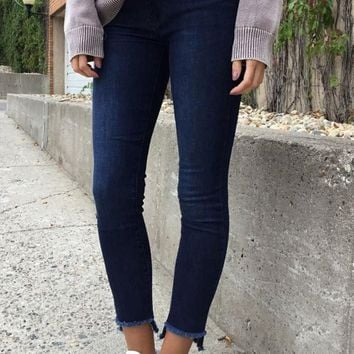 Audrey Mid Rise Skinny