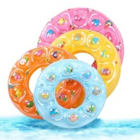s Thickening Baby Swim Ring Boy Girl Inflatable Environtal PVC Swimming Circle Pool Toys Swimming Accessories JF0037 smileseller