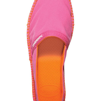 Origine Espadrilles in Pop Rose by Havaianas