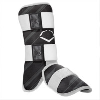 EvoShield 2016 Batter's Leg Guard - Speed Stripe Black