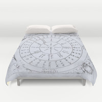 Blow wind blow II Duvet Cover by Anipani